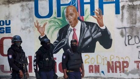 APTOPIX Haiti President Möise Killed