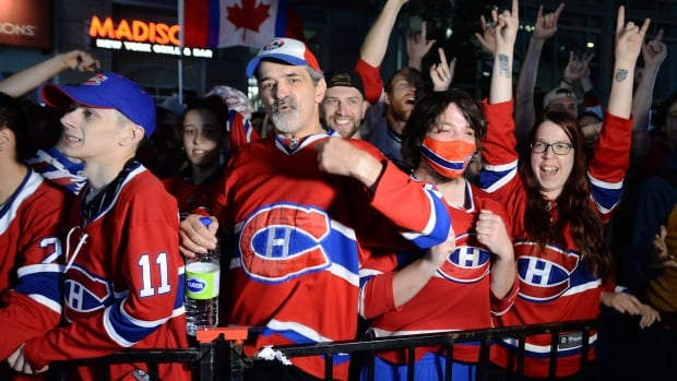 Despite Stanley Cup final loss, Habs fans celebrate improbable run that brought city alive
