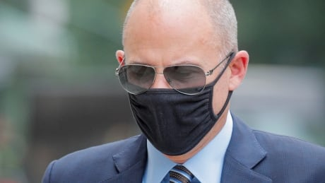 U.S. lawyer Michael Avenatti arrives for sentencing hearing in Manhattan