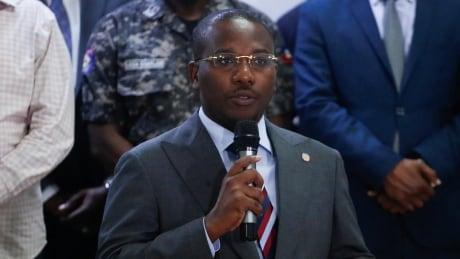HAITI-PRESIDENT/