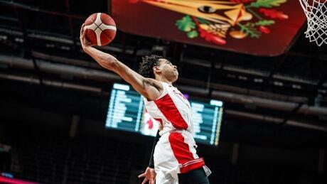 FIBA Canada-Spain U-19