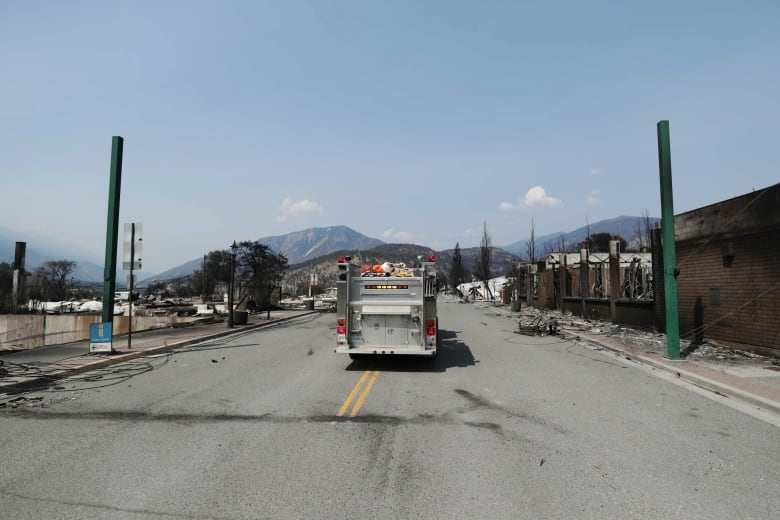 Lytton, B.C., looks to its history as it starts to rebuild after devastating wildfire