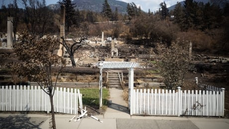 Wildfires BC 20210709