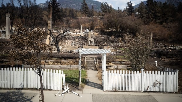 Lytton residents appeal to province to help guide local government through rebuild | CBC News