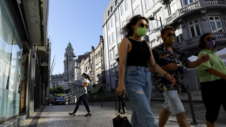 health coronavirus portugal