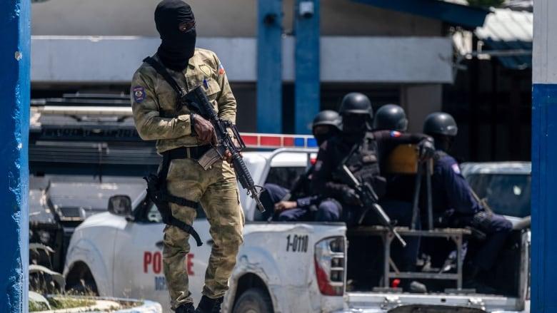 Slain Haitian president's widow states partner targeted ...