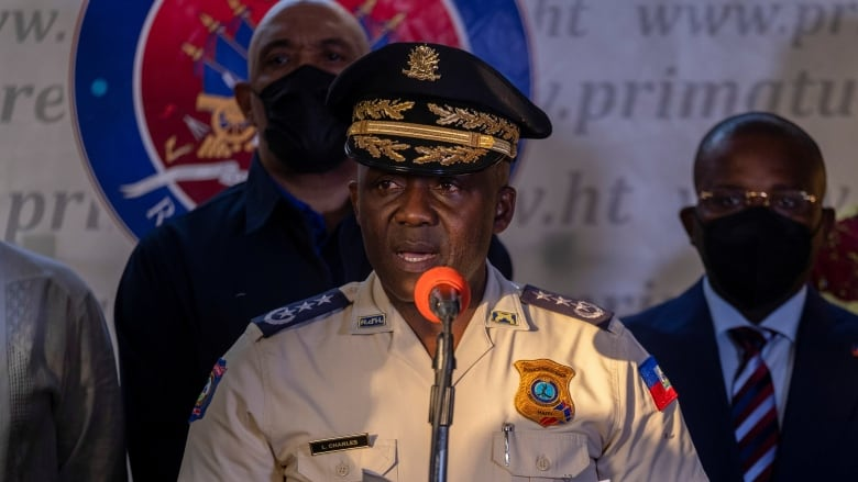 Police arrest Haitian they say aided foreign assassins ...
