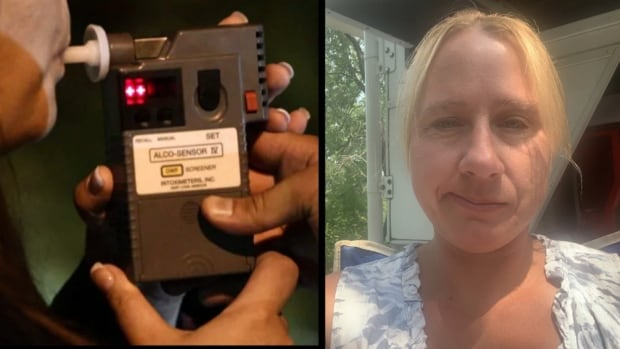B.C. nurse's driver's licence suspended after she couldn't do breathalyzer test due to facial paralysis