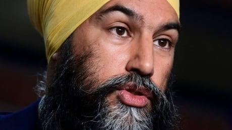 Singh announces NDP's jobs plan