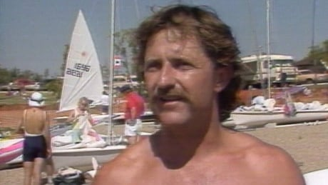The story of Larry Lemieux, the unsung hero of the 1988 Summer Games