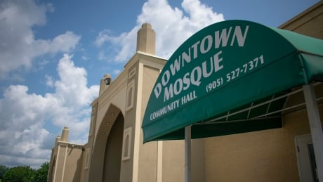 downtown mosque