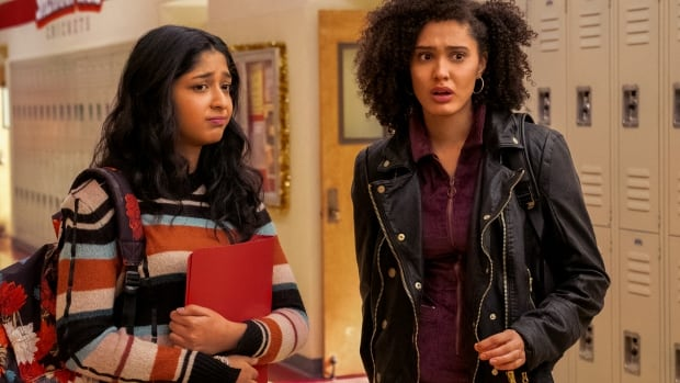 Playing 'a hot mess' in Never Have I Ever, Canadian actor Maitreyi Ramakrishnan wants to shake up conventions