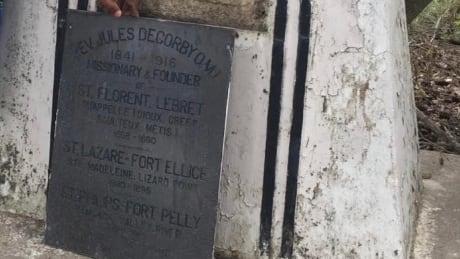 Kamsack plaque