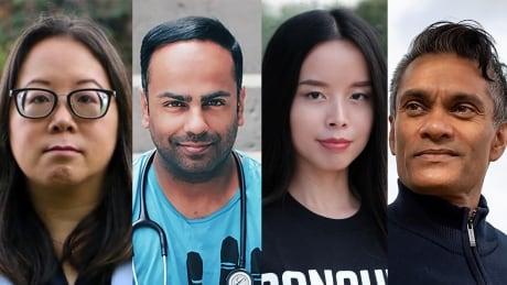Canadian BIPOC medical professionals confront racist trolls