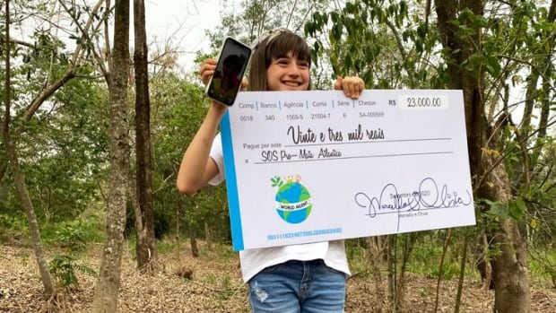 How 2 kids used social media to raise thousands of dollars for the Brazilian rainforest