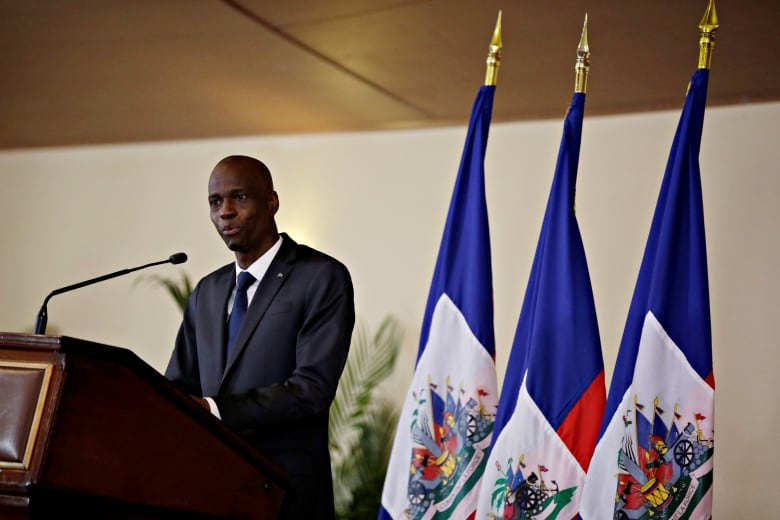 Haiti police reject studies implicating authorities officers in assassination