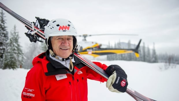 Canadian heli-ski legend Mike Wiegele dies at 82