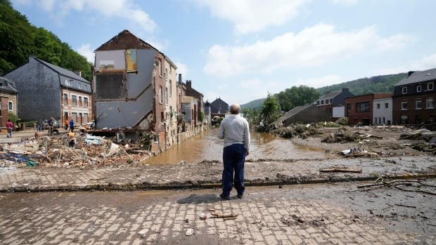 Death toll tops 160 following devastating flooding in western Europe