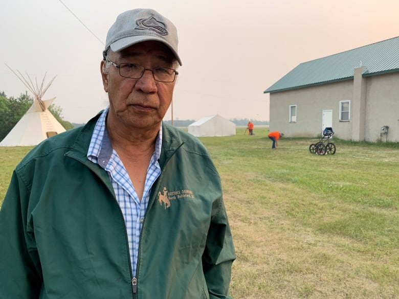 Search underway for unmarked graves at former Delmas Indian Residential School site in Sask.