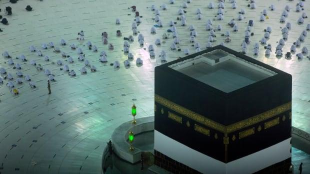 Hajj pilgrimage begins in Mecca amid COVID-19 restrictions, uncertain future