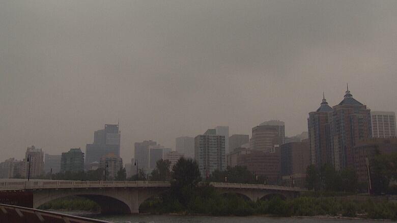 Smoke Calgary