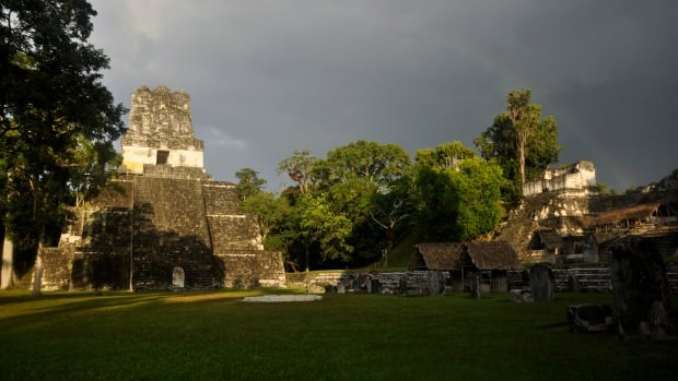 Clues from human waste could shed light on climate change and decline of Maya population   CBC News