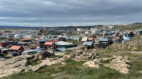 Iqaluit in July of 2021