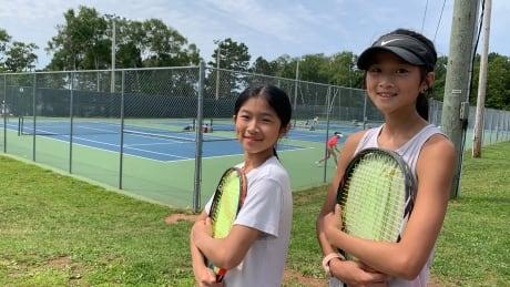 Tiffany and Maggie Chong