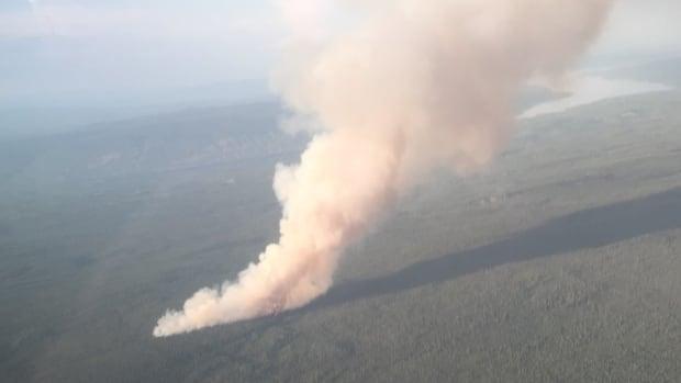 Yukon heat wave keeping wildland firefighters busy | CBC News