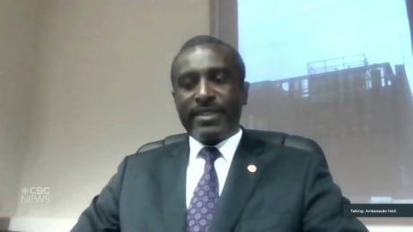 Haiti's ambassador to Canada says Haiti is 'not in a fully constitutional situation'