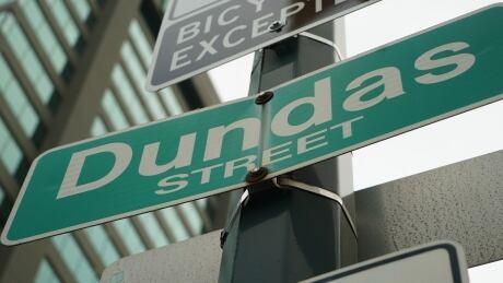 Dundas Street in London, Ont.