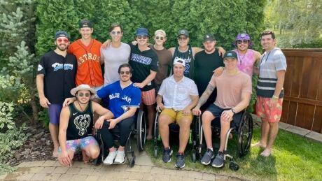 Humboldt Broncos reunion 2021 all 13 survivors of crash