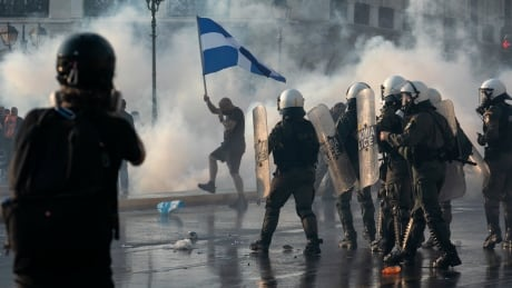 APTOPIX Virus Outbreak Greece