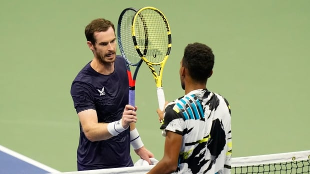 Canada's Auger-Aliassime draws 2-time Olympic champion Andy Murray to start Tokyo tourney | CBC Sports