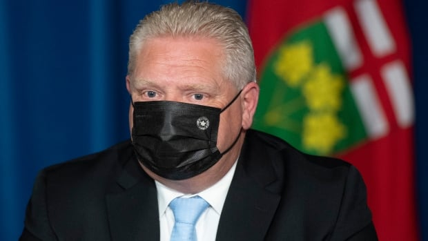 Ontario's COVID-19 sick pay claims running at less than $1 million per week   CBC News