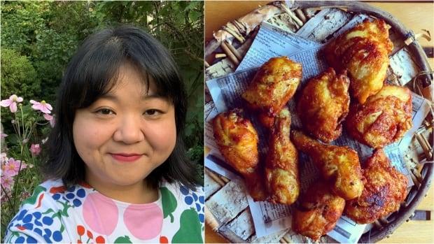 mimi aye burmese fried chicken.