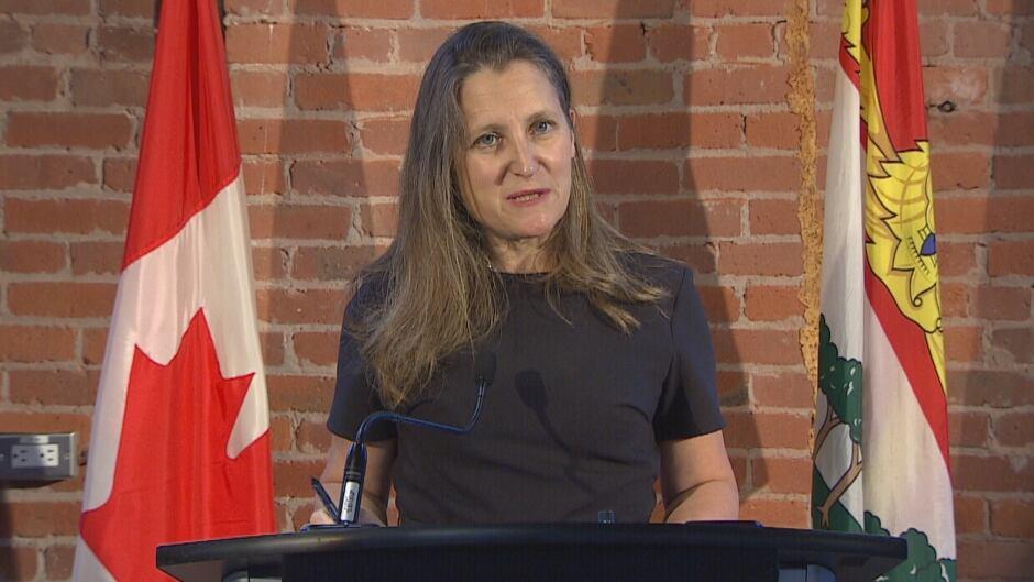 cbc.ca - Yakosu Umana - Deputy PM announces $48.5M tourism relief fund for Atlantic Canada