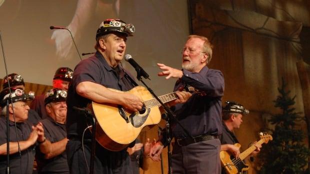 Yogi Muise, cornerstone member of Cape Breton's Men of the Deeps, has died