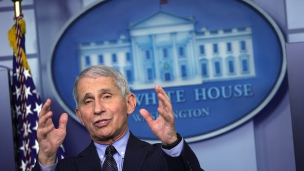 Fauci says prospect of open border for fully vaccinated Canadians part of active U.S. talks