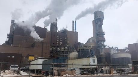 Northern Pulp mill