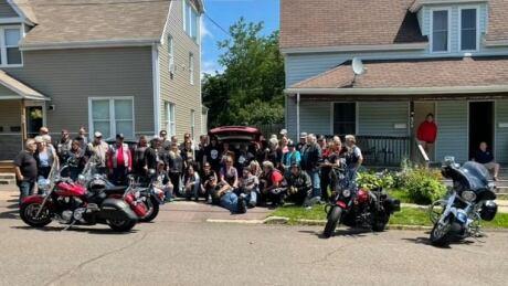 Bike community with Susan Voth
