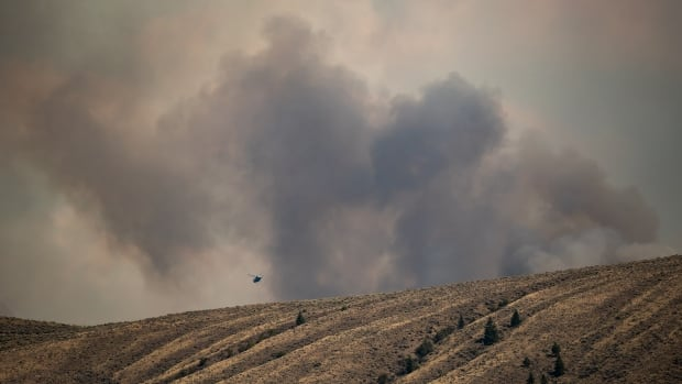 Fewer active fires in B.C., but threat still high in bone-dry southern regions