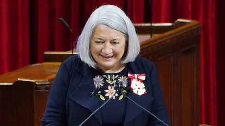 <div>Mary Simon officially becomes Canada's first Inuk Governor General</div>