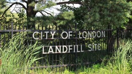 City of London aims to tackle foul odours near south London landfills