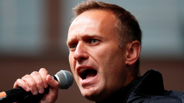 Russian regulator blocks Kremlin critic Alexei Navalny's website before election