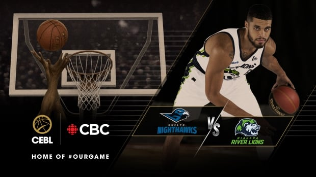 Watch the Canadian Elite Basketball League: Guelph Nighthawks vs Niagara River Lions