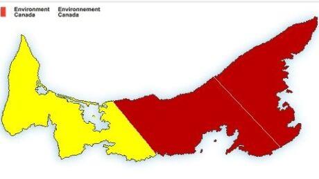 Island warning