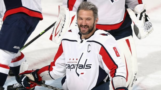 Capitals re-sign Ovechkin to five-year, $47.5 million US deal