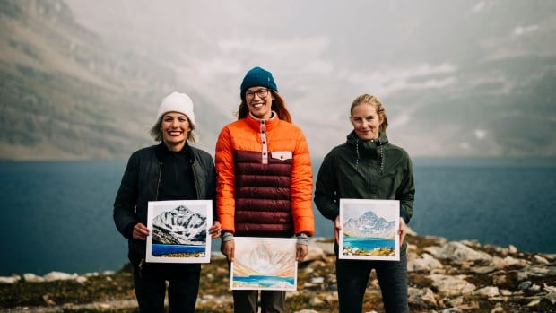 Documentary explores climate change with mountain landscapes painted almost 100 years apart