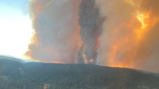 B.C. responds to double the average annual number of wildfires, halfway into fire season